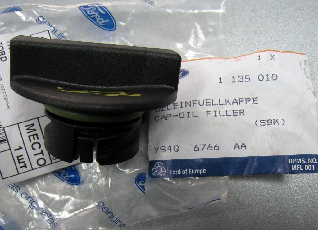 1135010 Крышка маслозаливной горловины / FORD