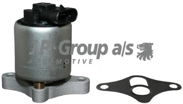 1225000600 Клапан рециркуляции выхлопных газов / OPEL Astra-G,Vectra-B 1.6 SZR/1.8XE1
