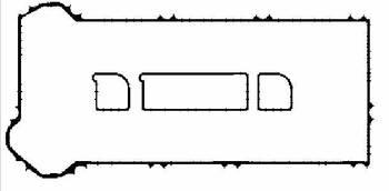 1220025 Прокладка клапанной крышки Duratec 1.8-2.0/2.3