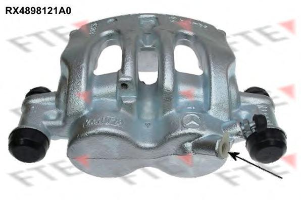 RX4898121A0 Суппорт торм. Fr L MB, VAG Crafter восст.