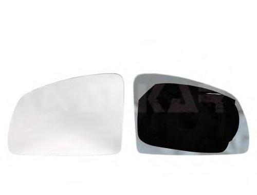 PMG2815G02 Стекло зеркала прав выпукл OPEL: MERIVA - 03-10