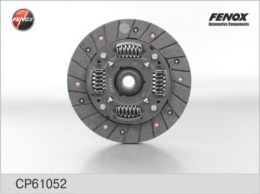 CP61052 Диск сwцепления Chevrolet Aveo