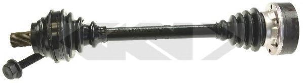 305395 Вал приводной SEAT Leon 01/13