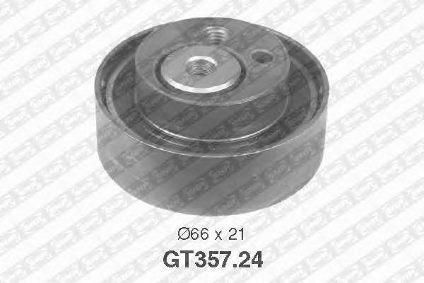 GT35724 Натяжитель ремня ГРМ AUDI 100/A6 AAR