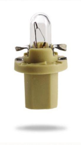 17049 Лампа 12V 1,5W B8,5D beige