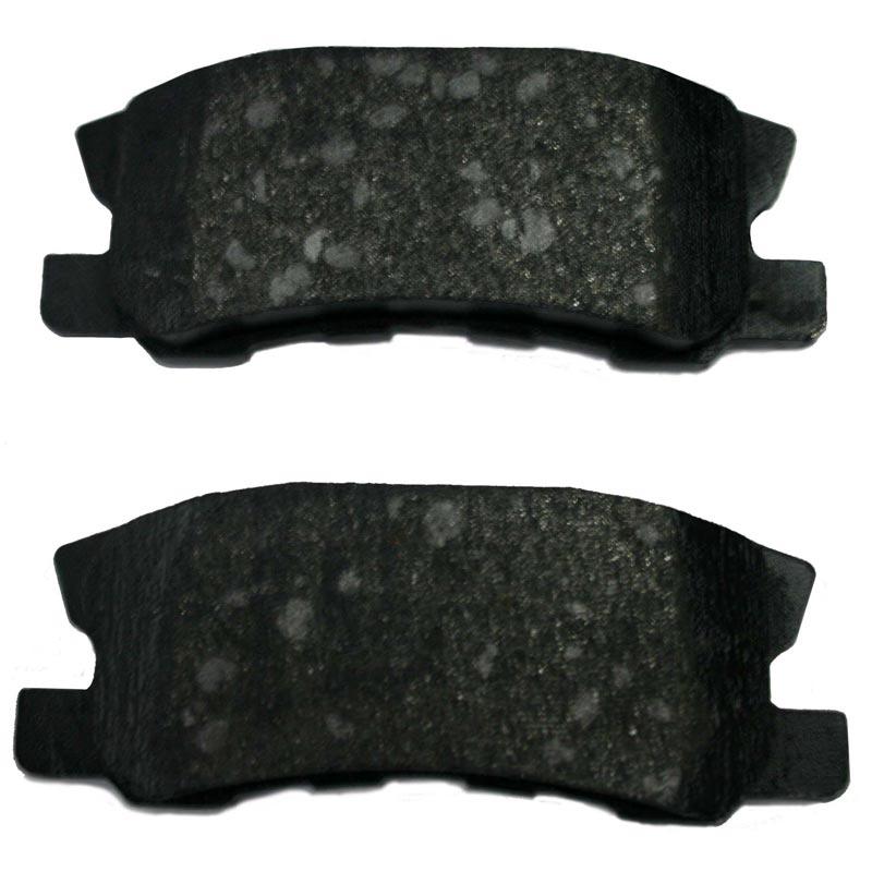 MZ690346 Колодки тормозные зад АУТЛЕНДЕР XL/ASX