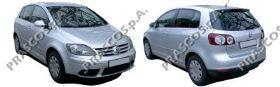 VW0402124 Решетка переднего бампера, левая / VW Golf PLUS 01/05~