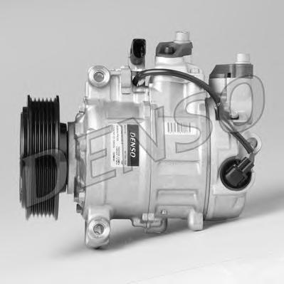 DCP02090 Компрессор кондиционера AUDI A6 2.7/3.0TDI 07-10