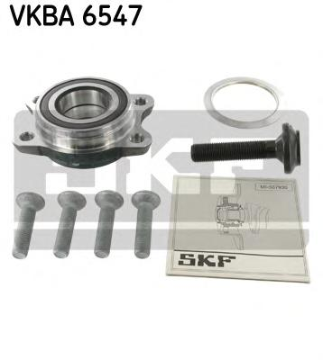 VKBA6547 Подшипник ступ.AUDI A6 04- пер.
