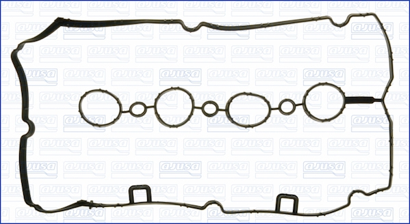11110300 Прокладка клапанной крышки OPEL 1.6/1.8 05- компл.
