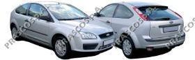 FD4247414 Кожух зеркала левый, грунтованный / FORD Focus-II, Fiesta 04~
