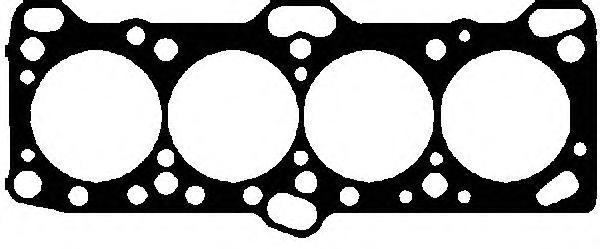 615248000 Прокладка ГБЦ Mitsubishi, Hyundai 4G63 2.0 16V 87