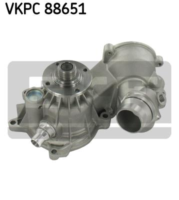 VKPC88651 Насос водяной BMW E60/65/53 4.4/4.8
