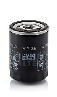 W7139 Фильтр масляный LAND ROVER DISCOVERY 2.5TDI 99-