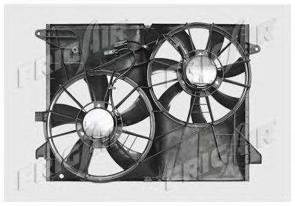 05312010 Вентилятор, охлаждение двигателя