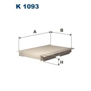 K1093 Фильтр салона CITROEN C3/C4/PEUGEOT 307/308 02