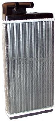 1126301200 Радиатор отопителя салона / A100, A6 ~97