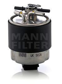 WK9026 Фильтр топливный NISSAN QASHQAI 1.5D