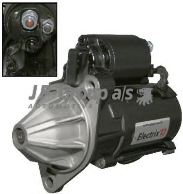 1290300200 Стартер 1,1kw-12v / OPEL Astra-F/G,Frontera-A/B,Omega-B,Vectra-A/B X18 XE, X20 XEV, X22 XE