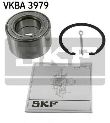 VKBA3979 Подшипник ступ.TOYOTA AVENSIS/COROLLA 97-08 пер.