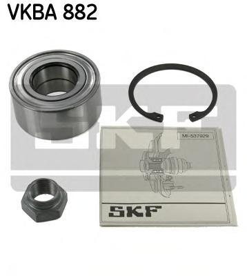VKBA882 Подшипник ступичный передн PEUGEOT: 205 1.1-1.9 83-96, 1.6 без ABS, 306 93-96 без ABS, 309 1.1-1.3 86-