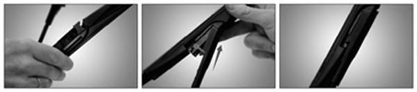 NF537 Щетка стеклоочистителя Peugeot J7
