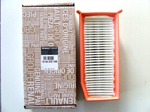 165467674R Фильтр возд.Clio RS  Duster H4M