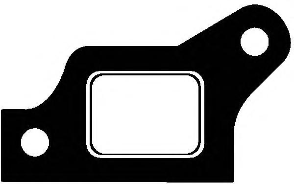 712289820 Прокладка коллектора Ford Sierra/Scorpio 2.0 OHC <93 Ex (3)