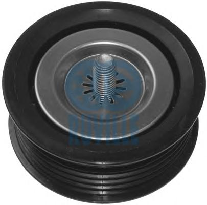 57513 Ролик приводного ремня MERCEDES-BENZ SPRINTER 3t/5t 2.2CDi OM651 64x17x26.4 09