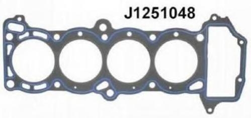J1251048 Прокладка ГБЦ NISSAN PRIMERA (P10)/ALMERA I (N15)1.6 16V D 90-01