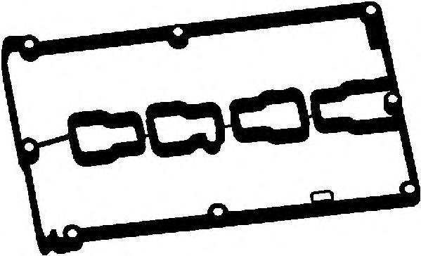 11075400 Прокладка клапанной крышки ALFA ROMEO 145/156 1.4-2.0 96-