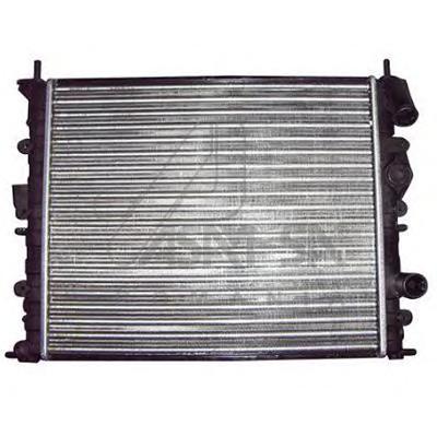 30215 Радиатор RENAULT LOGAN/MEGANE 1.4/1.6 04-