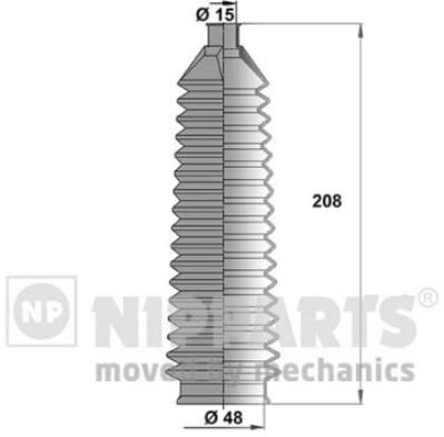 J2840501 Пыльник рулевой рейки HYUNDAI ACCENT/ELANTRA/LANTRA