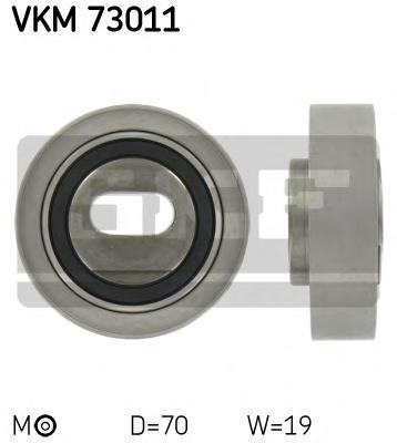 VKM73011 Ролик натяжной ремня ГРМ Honda Accord 1.8-2.0-2.2 16V 01/90