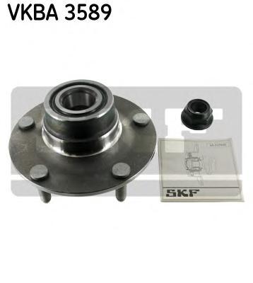 VKBA3589 Подшипник ступичный задн FORD: TRANSIT 00-, привод на передние колеса, без ABS