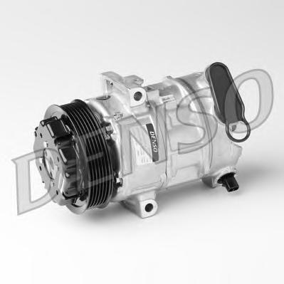 DCP20022 Компрессор кондиционера OPEL CORSA D 1.3/1.7 CDTI 06-