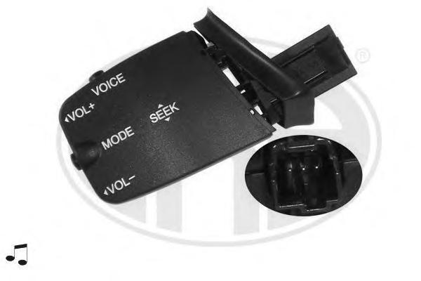 440433 Переключатель подрулевой FORD FOCUS 04-/TRANSIT 06-/C-MAX