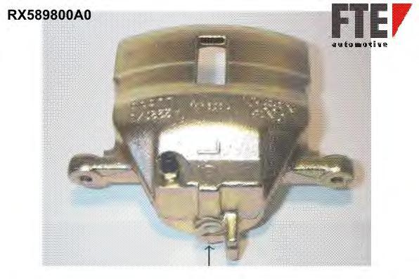 rx589800a0 Тормозной суппорт Fr L NI Alm N16,Prim P11 восст.