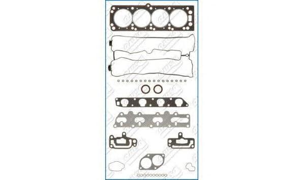 52137400 Комплект прокладок CHEVROLET: ASTRA Наклонная задняя часть 2.0 98-, CALIBRA 2.0 i 16V/2.0 i 16V 4x4 90-97, OMEGA 2.0 16
