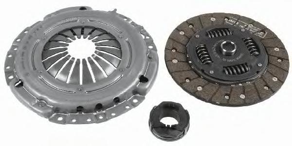 3000208002 Сцепление к-т VW GOLF III/PASSAT II-IV/T IV 1.6-2.0 88-03