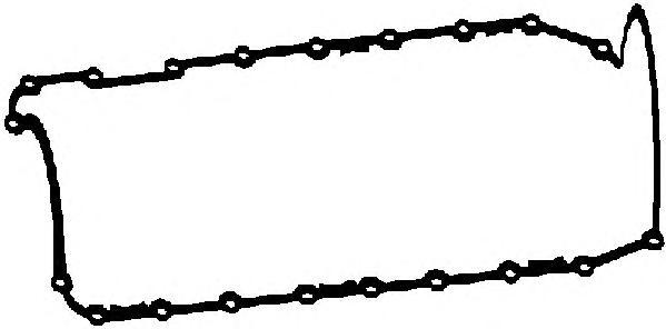 14075500 Прокладка поддона RENAULT LOGAN/MEGANE/KANGOO 1.4-1.6 K4J/K4M/K9K