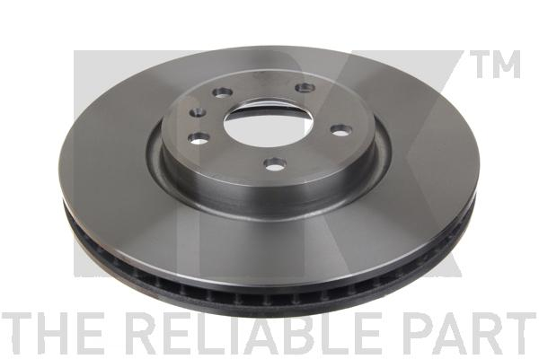 2047153 Диск тормозной передний / AUDI A-4,5,6,7, Q5 2,0-3,2 (30x320mm) 08~
