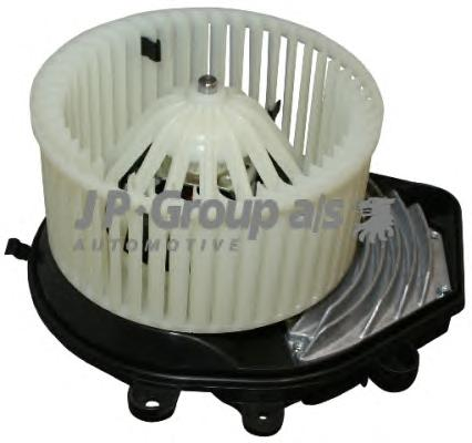 1126100700 Мотор отопителя салона с крыльчаткой / A4, VW Passat ~01