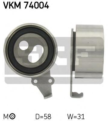 VKM74004 Ролик натяжной ремня ГРМ Mazda E2200 2.2D 84-96