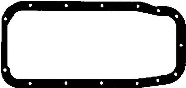 14024000 Прокладка поддона OPEL ASTRA/CORSA/VECTRA 1.2-1.6 88-03