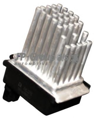 1196851100 Блок управления вентилятора кондиционера / AUDI A6 98~05