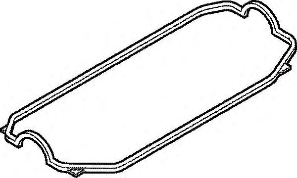 920339 Прокладка клапанной крышки HONDA CIVIC 1.5/1.6 87-97