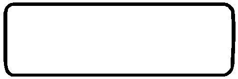 174441 Прокладка клапанной крышки RENAULT 19/VOLVO 340-360 1.1-1.4 79-95