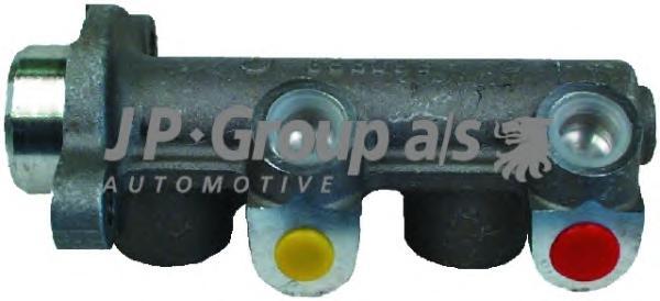 1261101400 Цилиндр тормозной главный / OPEL Kadett-E, Vectra-A (Delco)