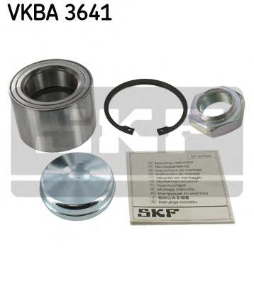 vkba3641 Комплект подшипника ступицы колеса